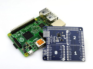 Modulowo® Explore™ R with ADC and EEPROM (dla Raspberry Pi) MOD-79